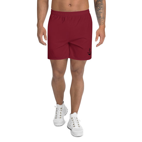 Sunshine Trading Co. - Anchor - Men's Athletic Long Shorts