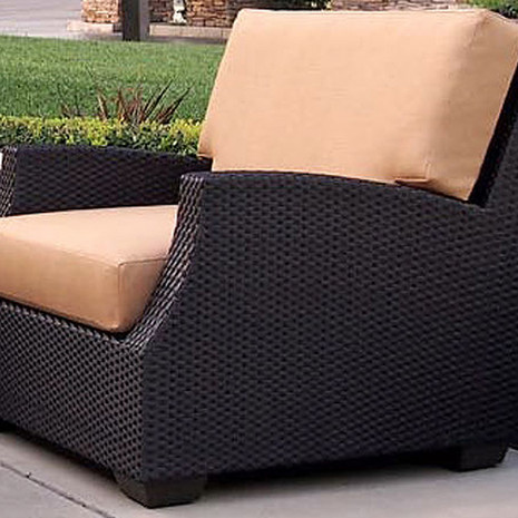 Wicker S20 Lounge Seat