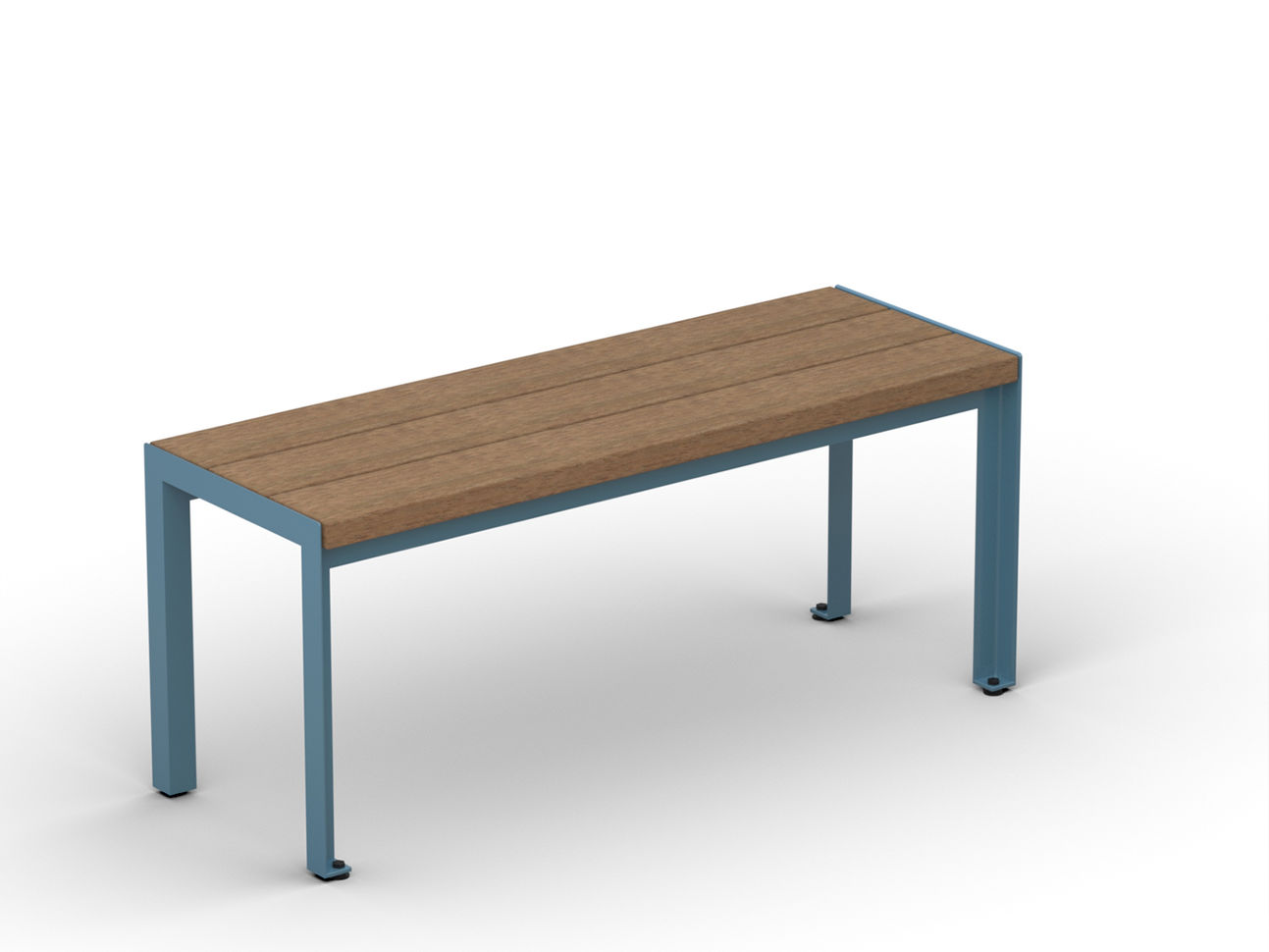 Craft Backless Bench