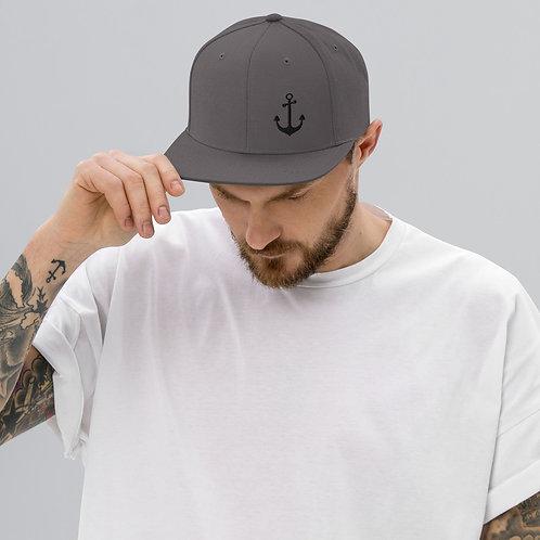 Sunshine Trading Co. - Anchor - Snapback Hat
