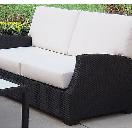 Wicker S20 Loveseat