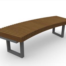 Element Radius Bench