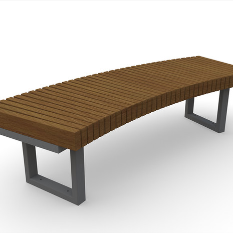 Element Radius Bench