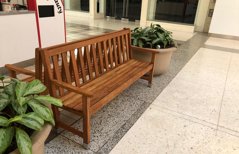 Signature Series benches
