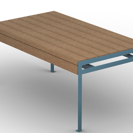 Craft Dining Table