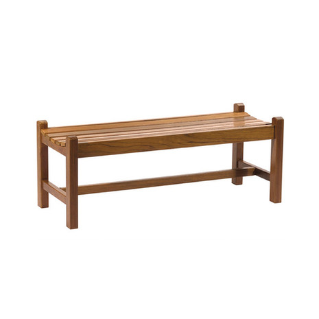 Signature Backless Bench
