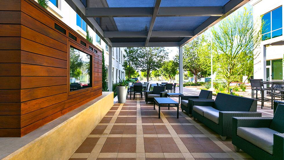 outdoor patio wicker site furniture