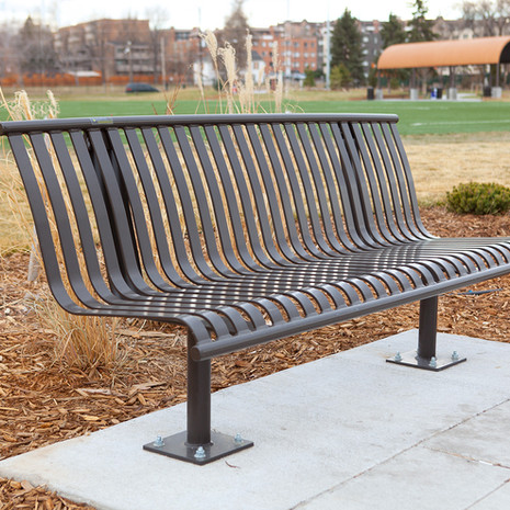 Avenue One SM Bench