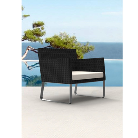 Wicker S30 Lounge Seat