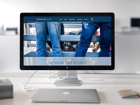 It's Here! New Website Design
