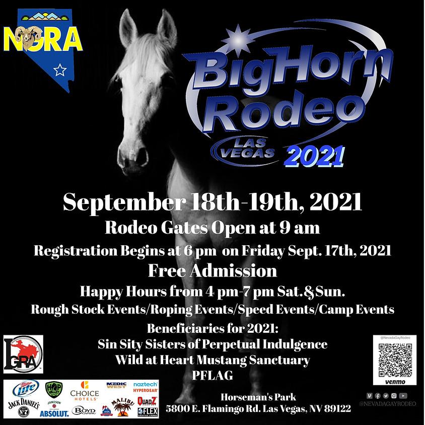 BigHorn Rodeo 2021