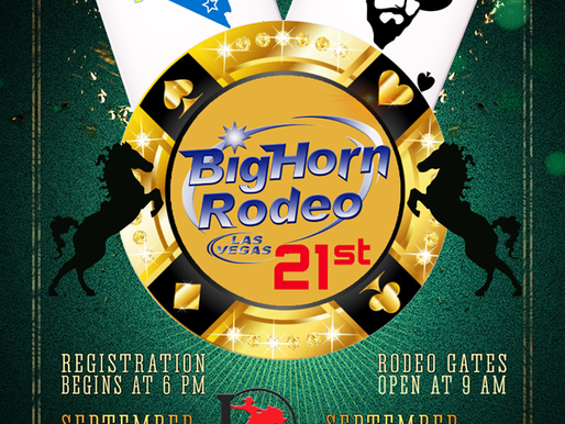 We Want You. BigHorn Rodeo Volunteers Needed.