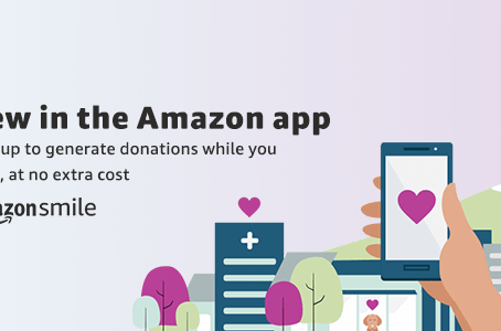 Support NGRA with AmazonSmile