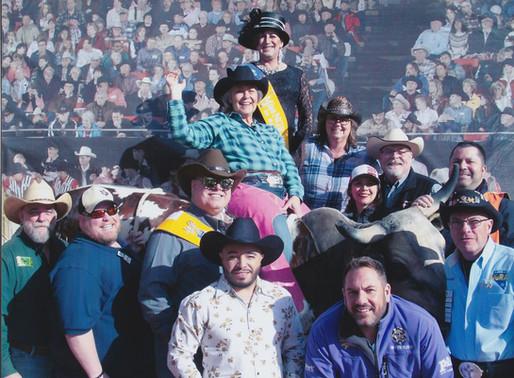 NGRA Representing at Arizona Rodeo