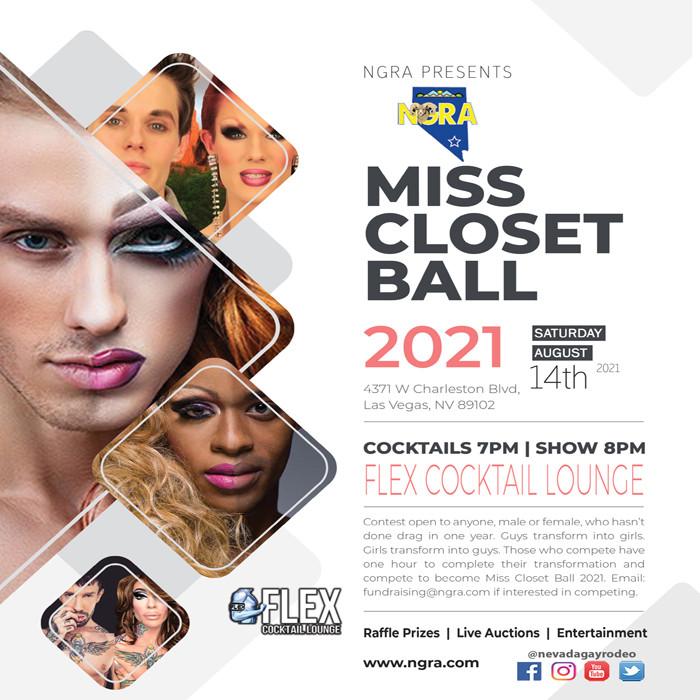 Miss Closet Ball