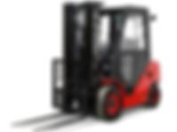 Dieseltrukki 3500kg