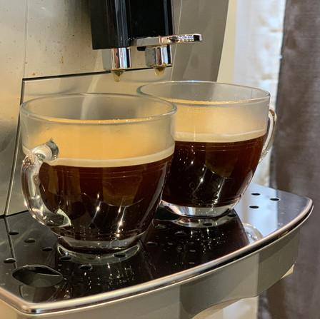 HOTコーヒー