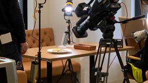 静岡第一テレビ「まるごと」の取材