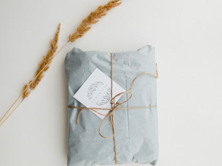 Wrap your gifts with a gift to the planet