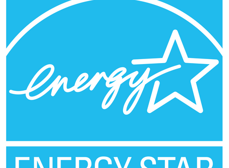 Look for the Energy Star label (not just on appliances)