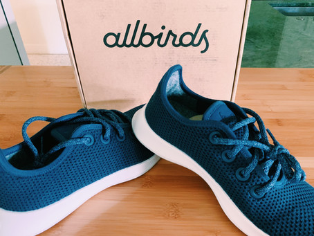Run around in some Allbirds