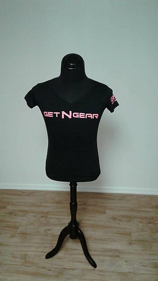 GNG V-Neck Workout T-Shirt