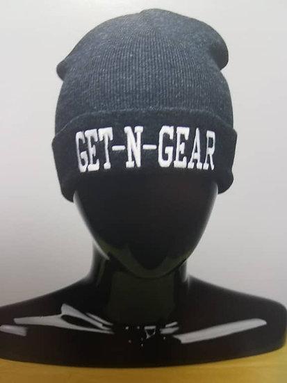 GNG Beanie Dark Grey