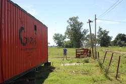 Giros Dwelling Container
