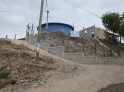 Water Tank in Los Pinos