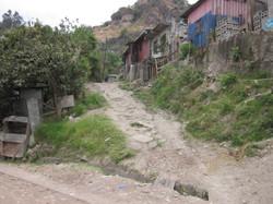 Cumulative block work dwellings