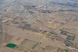 Aerial of Nuevo Alberdi