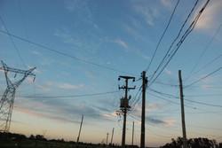 Nuevo Alberdi tapped electrical line
