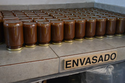 Toffee spread production in ÉTICA