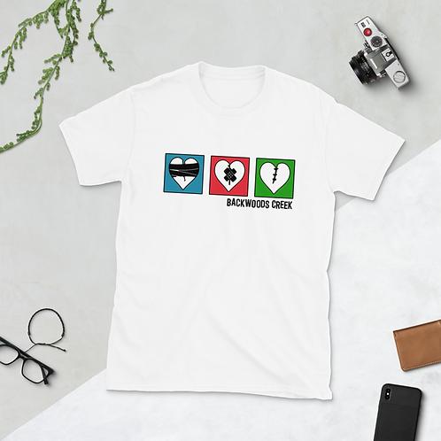 3 Hearts T-Shirt