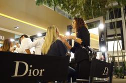 Evento Dior Backstage