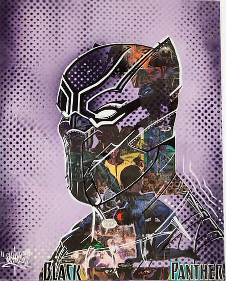 Black Panther - SOLD