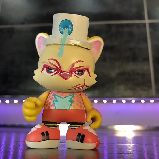 "Nynez - 3"" custom Janky figure"