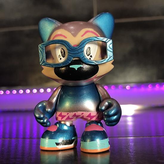 "Spark- 3"" custom Janky vinyl figure"