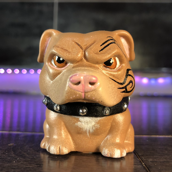 "Tyce jr - 2.5"" dangerdog custom vinyl figure"