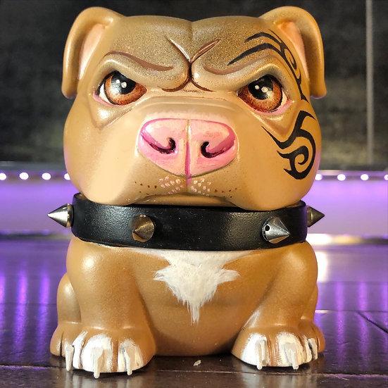 "Tyce - 5"" dangerdog custom vinyl figure"