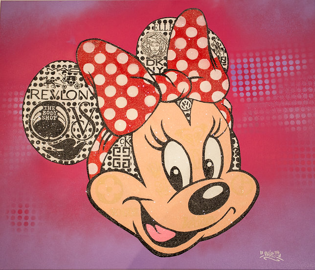 A Minnie Makeover