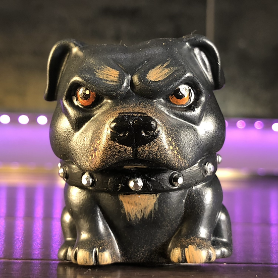 "Gamble - 2.5"" dangerdog custom vinyl figure"