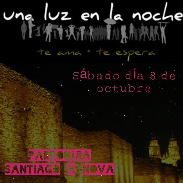 Delante de la Parroquia De San Pedro tendrá lugar un concierto, por ello la edición de Una Luz En La