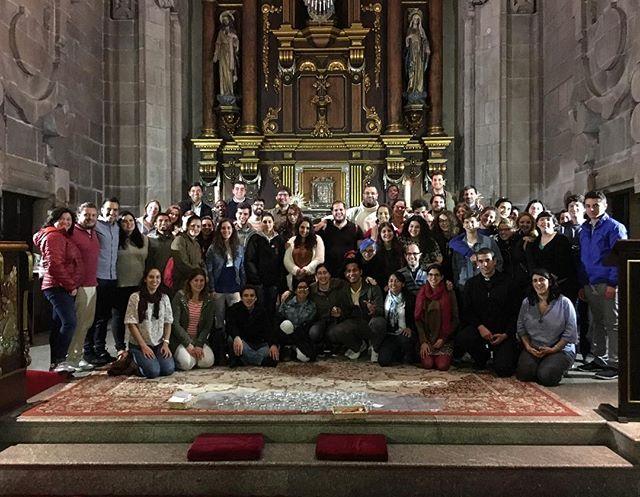 Terminamos la edición de Una Luz En La Noche Coruña llenos de alegría #intermisericordia16 #mola #je