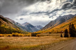 Lake City, CO in the Fall