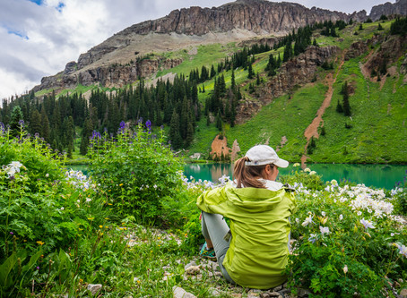 Backpacking in Southwestern Colorado