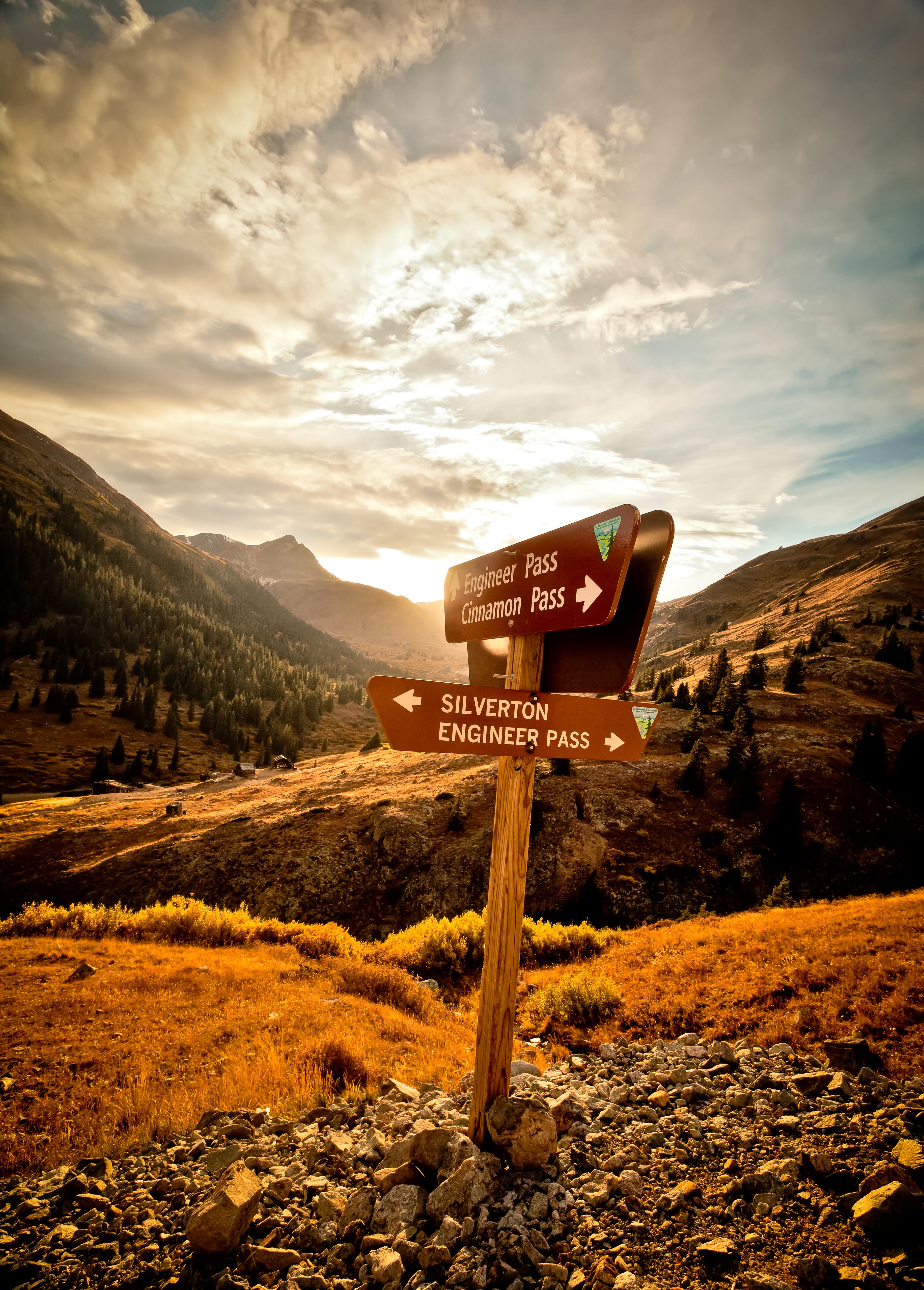 Offroading in Southwestern Colorado