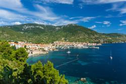 Komiza Vis Island, Croatia