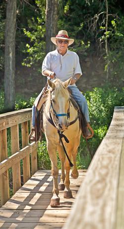 Horseback in Colorado