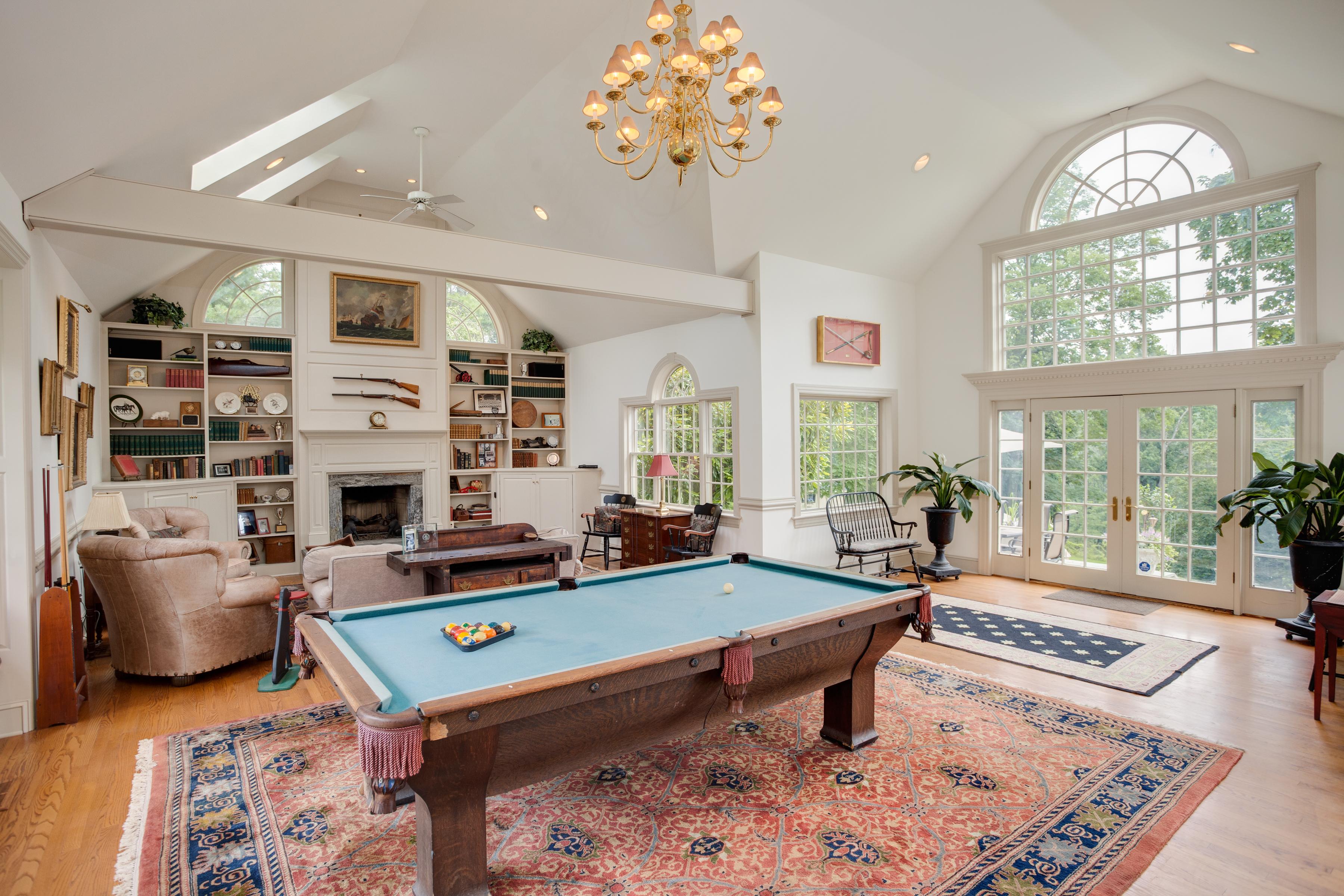 Living Room in Wayne, PA